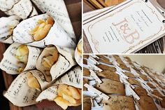 snacks in sheet music - genius!