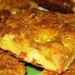 Μπατζινα Θεσσαλιας!!! Greek Sweets, Greek Desserts, Greek Recipes, Pureed Food Recipes, Healthy Recipes, Greek Pita, Greek Pastries, Savory Muffins, Cheese Pies