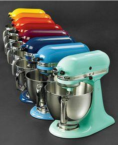 KitchenAid KSM150PS Stand Mixer, 5 Qt. Artisan - Electrics - Kitchen - Macy's