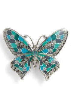 Marbella Butterfly Barrette