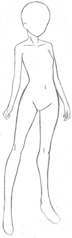 Body Frame 5 by Beta-Type-Jakuri on DeviantArt