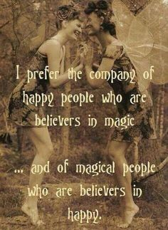 Happy and Magical!