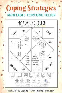 Fortune Teller Activity