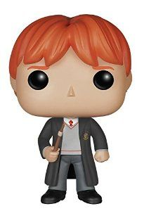 Amazon.com: Funko POP Movies: Harry Potter Ron Weasley Action Figure: Funko Pop! Movies:: Toys & Games