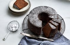 If you have a chocolate lover in your life, you have to make them this chocolate pound cake. Full of rich chocolate flavor and with moist texture, Chocolate Pound Cake, Chocolate Flavors, Chocolate Desserts, Decadent Chocolate, Chocolate Fondue, Make Ahead Desserts, Just Desserts, Dessert Recipes, Delicious Desserts