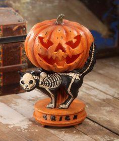 bethany lowe vintage style halloween decorations - Vintage Style Halloween Decorations