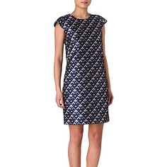 TED BAKER Geometric dress