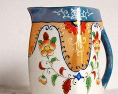 lusterware | Vintage Pitcher Lusterware