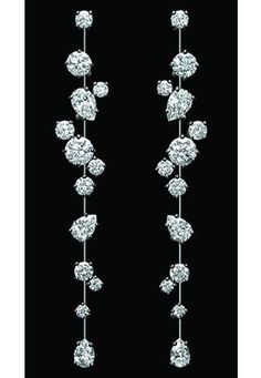 Harry Winston Collection | ... Winston: boucles d oreilles Nigth Life - harry winston collection New