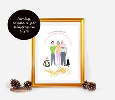 I do custom family portraits! Order yours with your unique characteristics of your and your lovely family members! Perfect for every occasion ! A wedding gift, Valentines Day, Morther's Day and many other ! Couple Illustration, Digital Illustration, Family Gifts, Couple Gifts, Family Portraits, Valentine Gifts, Special Gifts, Anniversary Gifts, Wedding Gifts