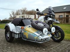 Sidecars Too Cool!