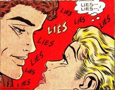 Don Miguel Ruiz's Agreement: Listening & Changing Habits. Old Comics, Comics Girls, Vintage Comics, Vintage Humor, Jasper Johns, Roy Lichtenstein, Arte Pop, Andy Warhol, Comic Books Art