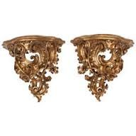 fabulous and baroque gold console - Google Search