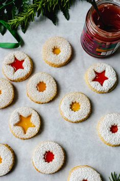 Gluten free Linzer cookies (low FODMAP) - She Can't Eat What