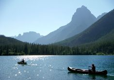 Remote Kintla Lake no longer Glacier's loneliest spot