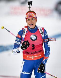 Gabriela Koukalová předvedla výborný výkon