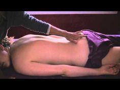 Athena Jezik- Cranial Sacral Massage Therapy Technique, Full Body & Back Rub Demonstration 8