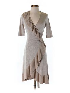 Check it out - Bcbgmaxazria Casual Dress for $53.49 on thredUP!