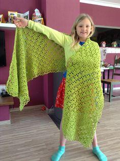 24 Beste Afbeeldingen Van Omslagdoek Crochet Clothes Crochet