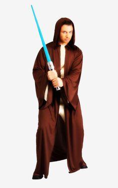 Star Wars Adult Jedi Costume #HalloweenCostumes2016