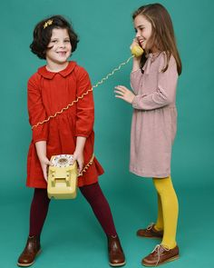 Muriel Dress and Clancy Dress | Olive Juice