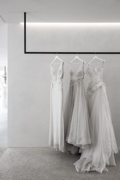 Melbourne Boutique of Bridal Designer Mariana Hardwick Architecture Tattoo, Architecture Collage, Bridal Boutique Interior, Mariana Hardwick, Wedding Dress Shopping, Wedding Dresses, Architectural Section, Bridal Photography, Drawing
