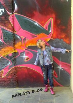 #kaplota entre #graffitis #sreetart #urbanart