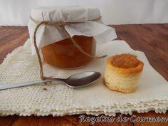 rezetas de carmen: Mermelada de manzana y canela