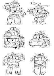 49 meilleures images du tableau activites moyenne section mat art for kids activities for - Dessin anime de robocar poli ...