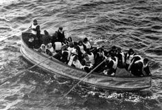 One of the Titanic's lifeboats: Surrounded By Titanic Coincidences
