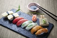 Nigiri is always one of my favourite sushi dishes. What's yours?