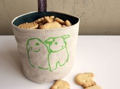 Organic food pouches
