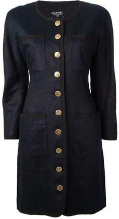 Chanel Vintage long jacket