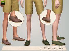ILikeMusic640's Desert Boots AM