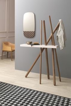 KEY FACTS Product: Wood Family: Wood Manufacturer: Tonin Casa Designer: Plurimo Order number: Architonic ID: 1392127 Country: Italy Launched: 2016 Groups: Hallway-Freestanding wardrobe (Diy Wall Shelves) Shabby Chic Furniture, Diy Furniture, Modern Furniture, Furniture Design, Outdoor Furniture, Console Furniture, Furniture Storage, Luxury Furniture, Victorian Furniture