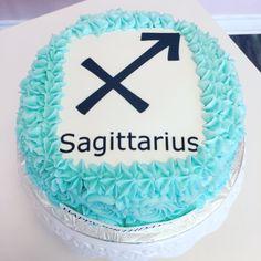 #Sagittarius Birthday Cake #DvasCakes