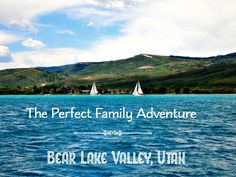 Bear Lake Valley