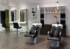 Elegant Salon De Coiffure   Mobilier Moderne