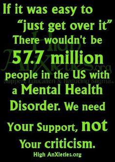 #mentalhealth #mentalillness #stigma