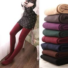 Buy 'Clair Fashion – Fleece Tights' with Free International Shipping at YesStyle.com. Browse and shop for thousands of Asian fashion items from Taiwan and more!
