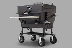 Gourmet gifts for dad for Father's Day: Yoder Smoker grills #BBQ #FathersDay