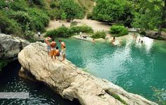 The Pou Clar in Ontinyent in Valencia Valencia Spain Beach, Beautiful Places In Spain, Valence, Beautiful Waterfalls, Spain Travel, Places Around The World, Where To Go, Day Trips, Places To See