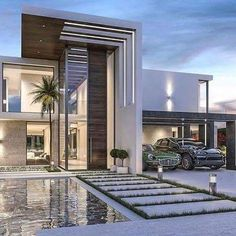 Luxury Homes Modern . 9 New Luxury Homes Modern . Slider 1 Villa Ideas Luxury Modern Homes Modern House Modern Architecture House, Architecture Design, Modern Buildings, Modern Villa Design, Contemporary Design, Modern Mansion, Modern Homes, Small Modern Houses, Modern Glass House
