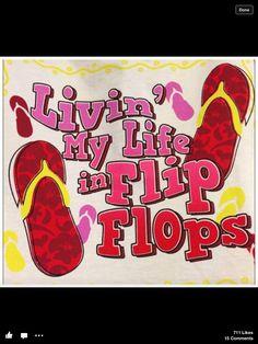 ☮ American Hippie Quotes ~ Summer . . . Flip Flops