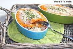 Brandade de cabillaud carottes et patates douces : la recette facile