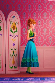 "Anna - ""Frozen Fever"" (2015)"