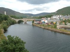 Helmsdale, NE Scotland