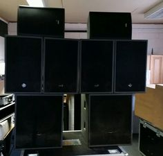 Void Basys PA sound system Price: £720