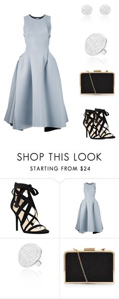 Cinderella look by dearmissj on Polyvore featuring Maticevski and Nine West