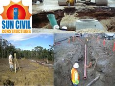There are many civil contractors in the market who claim to provide the best civil works, but fail to keep their words. Sun civil Constructions is a leading name in civil construction sector that offers hassle free sewer installations and water main installation services.